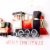 Holiday Card #47: Hallmark Signature Greeting Christmas Card (Christmas Train) Perspective: front