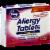 Kroger®  Antihistamine Allergy Relief Tablets Perspective: front
