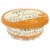 Crumbled Apricot & Thyme Goat Cheese Perspective: front