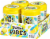Trident Vibes Ooh La Lemon Chewing Gum Perspective: front