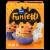 Pillsbury Halloween Funfetti Cake Mix Perspective: front