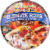 Orv's Ultimate Rizer Three Meat Pizza Perspective: front