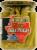 Talk O' Texas Crisp Okra Pickles - Mild Perspective: front