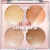 L'Oreal Paris True Match Lumi Glow 750 Sunkissed Nude Highlighter Palette Perspective: front