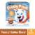 Frosty Paws Peanut Butter Frozen Dog Treats Perspective: front