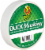 Duck® Duck® Masking® Tape - White Perspective: front