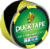 Duck® Tape® Tread Tape - Yellow/Black Perspective: front