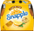 Snapple Lemon Iced Tea Drinks Perspective: front