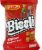 Osem Bissli Pizza Flavor Wheat Party Snack Perspective: front