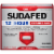 Sudafed 12-Hour Non-Drowsy Sinus Pressure + Pain + Congestion Relief Caplets Perspective: front