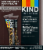 KIND Nuts & Spices Dark Chocolate Mocha Almond Bar Perspective: front