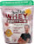 Jay Robb Strawberry Whey Protein Perspective: front