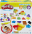 Hasbro Play-Doh Shape and Learn Colors and Shapes Perspective: front