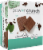 Power Crunch Original Chocolate Mint Protein Energy Bars Perspective: front