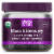 Gaia Herbs Black Elderberry Extra Strength Immune Support Vegan Gummies Perspective: front