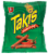 Takis Crunchy Fajitas Tortilla Chips Perspective: front