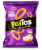 Peatos Classic Onion Crunchy Rings Perspective: front