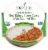 Food Earth Organic Indian Red Kidney Beans Curry with Steamed Rice Perspective: front