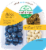 Naturipe Bliss Bentos Berry Lemony Snack Pack Perspective: front