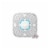 Nest Protect (Wired) 2nd Generation - White Perspective: front