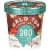 Halo Top Dairy-Free & Soy-Free Vegan Chocolate Chip Cookie Dough Frozen Dessert  Perspective: front