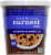 Earnest Eats Hot And Fit Cereal Cup Superfood Blueberry Chia Perspective: front