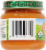 Earth's Best Organic First Carrots Baby Food Perspective: left