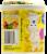 Pillsbury Funfetti Neon Yellow Vanilla Frosting Perspective: left