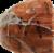 Smithfield Sliced Hickory Ham Quarter Limit 1 per Order Perspective: left