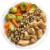 EatingWell Chicken & Wild Rice Stroganoff Perspective: left