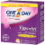 One A Day Women's Prenatal Multivitamin / Multimineral with Folic Acid DHA & Iron Supplement Perspective: right