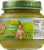 Earth's Best Organic First Peas Baby Food Jar Perspective: right