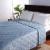 HD Designs® Highland Mink Fur Down Blanket - Blue Perspective: right