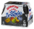 Diet Snapple Trop-A-Rocka Iced Tea Drinks Perspective: right