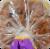 Rudi's Organic Bakery® Organic Cinnamon Raisin Bread Perspective: top