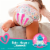 Pampers Easy Ups Girls 3T-4T Training Underwear Perspective: top