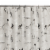 Everyday Living Jungle Dreams PEVA Shower Curtain - Black/White Perspective: top