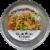 Handi-foil® CrispBake® Pizza Crisper - Silver Perspective: top
