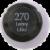 Sally Hansen Xtreme Wear Lacey 270 Lilac Nail Polish Perspective: top