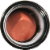 Revlon Super Lustrous Smoked Peach Matte Lipstick Perspective: top