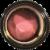 Revlon Super Lustrous Primrose Creme Lipstick Perspective: top
