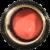 Revlon Super Lustrous Coralberry Lipstick Perspective: top