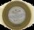 Breitsamer Honig Rapsflower Blossom Honey Savory Perspective: top