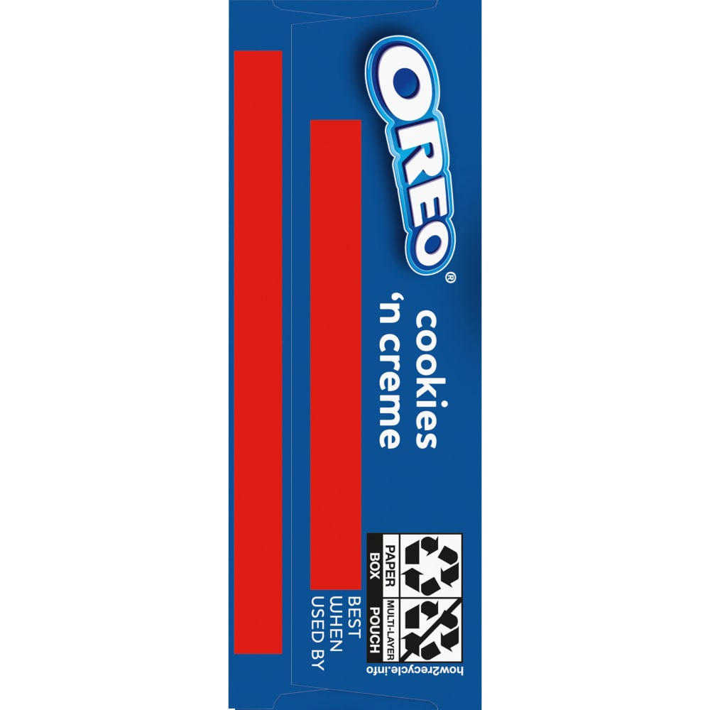 Jell O Oreo Cookies 'n Cream Instant Pudding & Pie Filling Mix, 112.12 oz