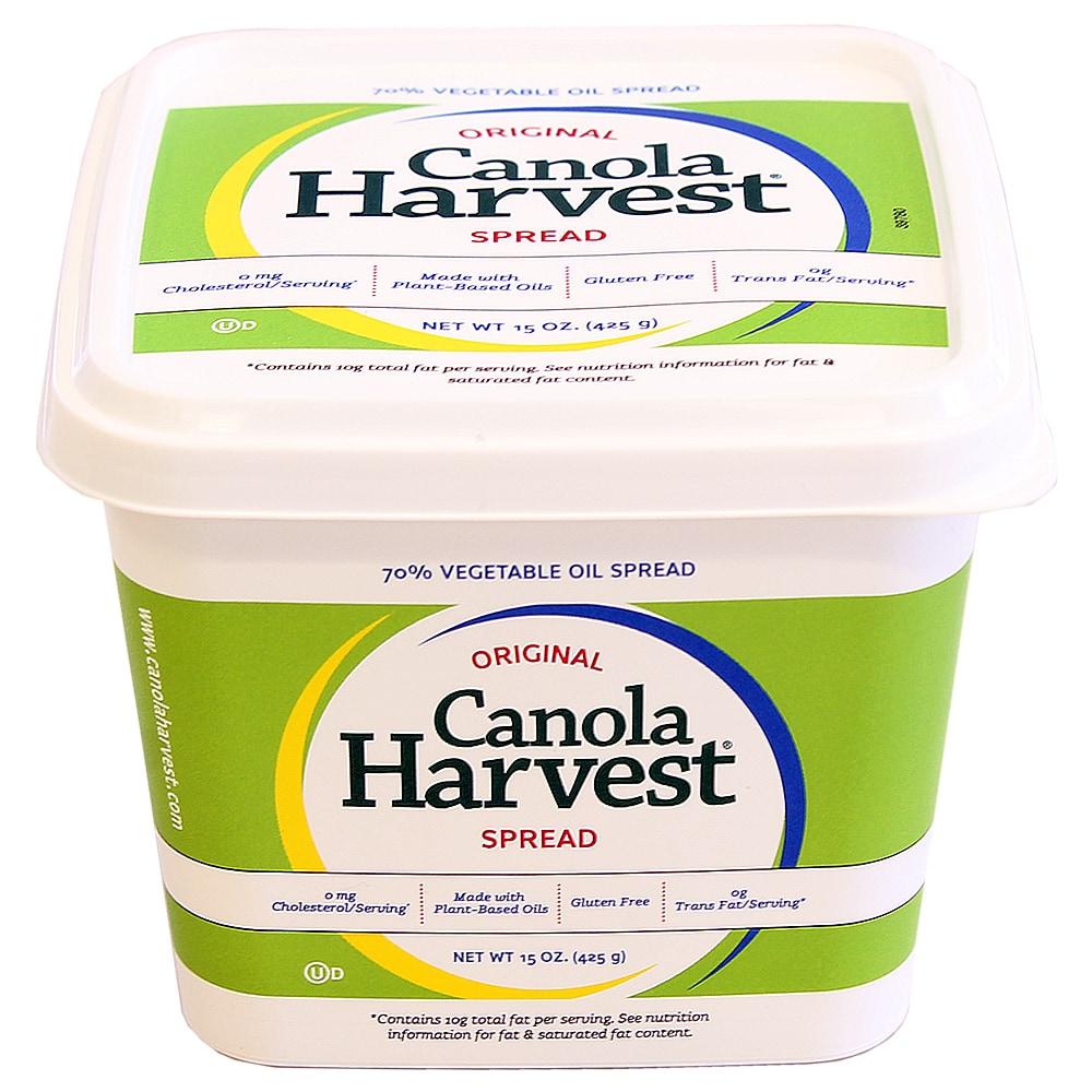 King Soopers Canola Harvest Original Buttery Vegetable Oil Spread 15 Oz