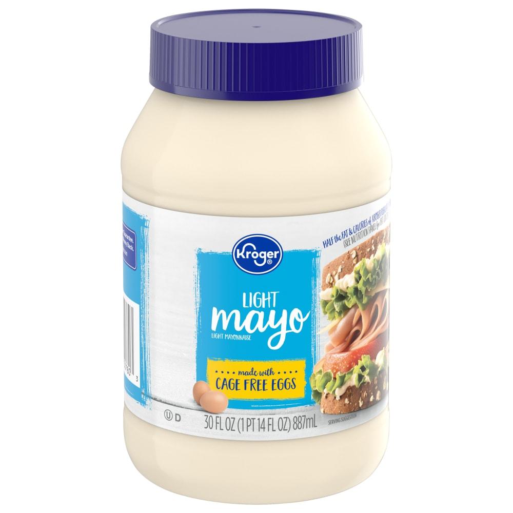 Kroger - Kroger® Lite Mayonnaise, 30 fl oz