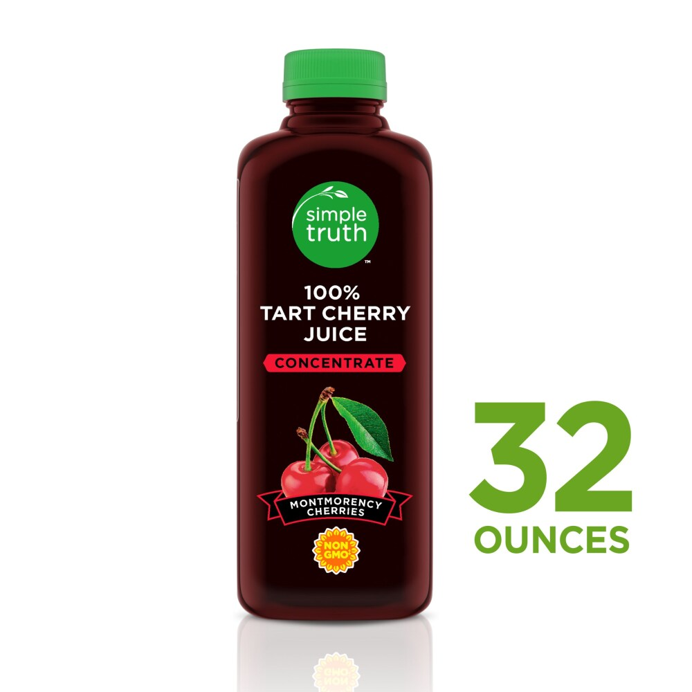 Fry S Food Stores Simple Truth 100 Tart Cherry Juice 32 Fl Oz