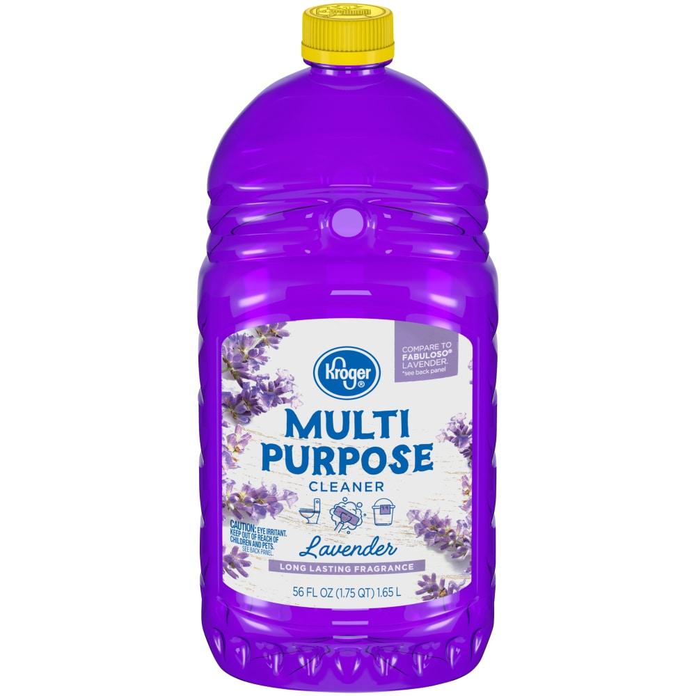 Smith S Food And Drug Kroger Lavender Multi Purpose Cleaner 56 Fl Oz