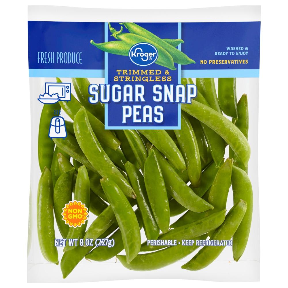 Kroger - Kroger® Sugar Snap Peas, 8 oz