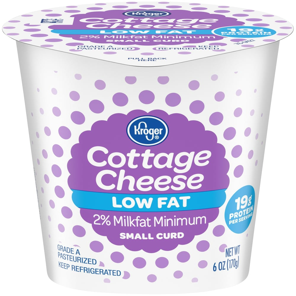 Low Fat Small Curd Cottage Cheese